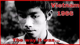 Captured Viet Cong Film Footage - Vietnam War 1966