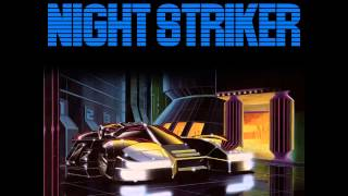 Night Striker - BURNING ROAD [Subterranean Tunnel Theme]