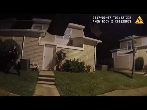 Police Officer Guerra's Body Cam footage from fatal shooting of Rueben Galindo