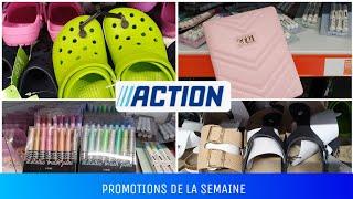 ARRIVAGE ACTION - PROMOTIONS - 3 JUIN 2020