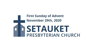 First Sunday of Advent 2020