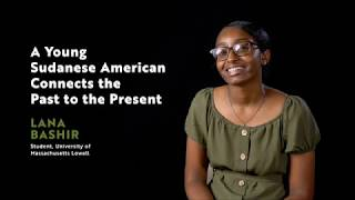Ancient Nubia Now: A Young Sudanese American Connects Past and Present