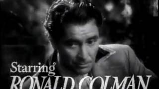 A Tale of Two Cities 1936 Official Trailer (Nominated Oscar / Best Picture)