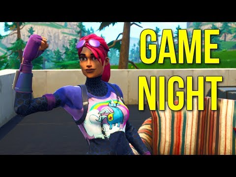 Game Night w/ Subscribers! (Fortnite Open Lobby #8)