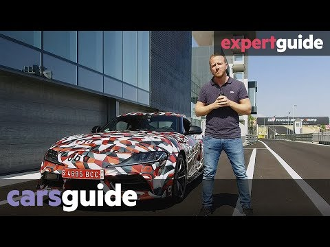 Toyota Supra 2019 review