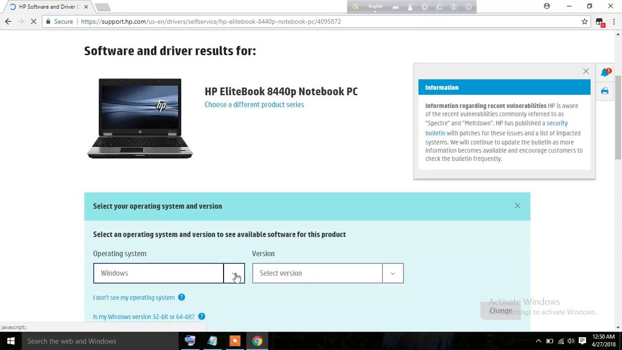 Hp Elitebook 8440p Fingerprint Reader Windows 7