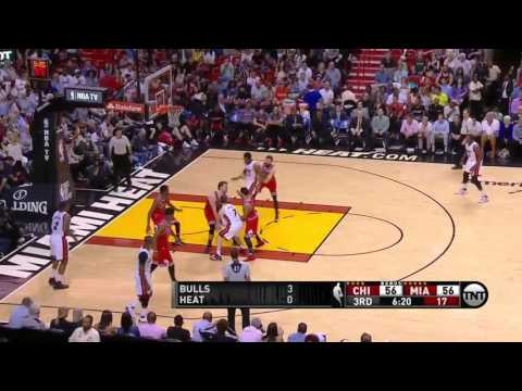 Chicago Bulls vs Miami Heat | April 7, 2016 | NBA 2015-16 Season