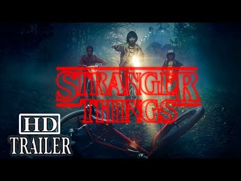 Stranger Things - Friday the 13th Trailer Teaser - Netflix chefhawk - HD