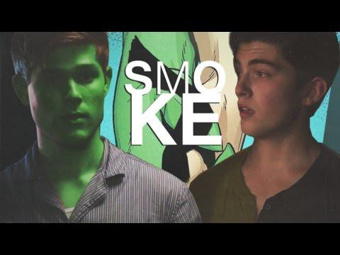 Teddy&Billy  Smoke