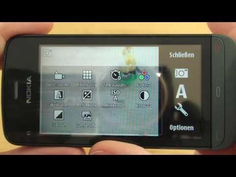 Nokia C5-03 Test Kamera