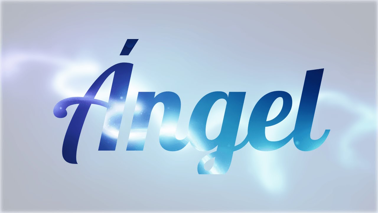 Significado De ángel Nombre Español Para Tu Bebe Niño O Niña