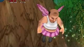 Shrek 2 ШРЕК 2 THE GAME FPS BENCHMARK ТЭКСТУРЬI: ВЫСОКИИ 1024x768