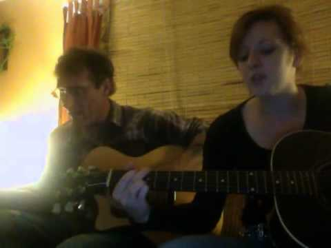 Little Black Submarines - Black Keys Cover (Me & my Dad)