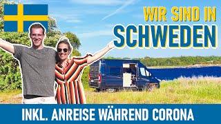 ROADTRIP SCHWEDEN - mit dem WOHNMOBIL in SKANDINAVIEN - auf zu neuen Abenteuern - Episode 43