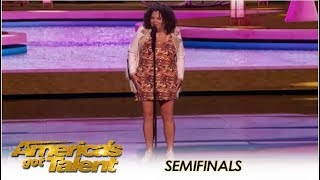 Video Vicki Barbolak: Comedian SEDUCES Simon Cowell On Live TV! | America's Got Talent 2018 download MP3, 3GP, MP4, WEBM, AVI, FLV September 2018