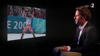 JO 2018 : Jean-Pierre Vidal, un slalom en or en 2002