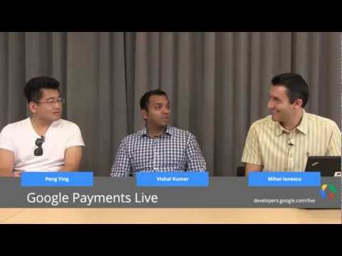 Google Payments Office Hours