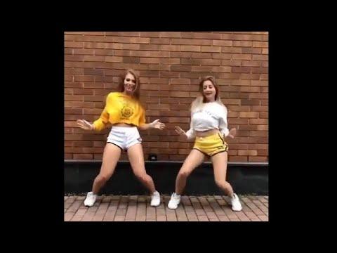 تحديات تيك توك رقص بنات على أغاني أجنبية