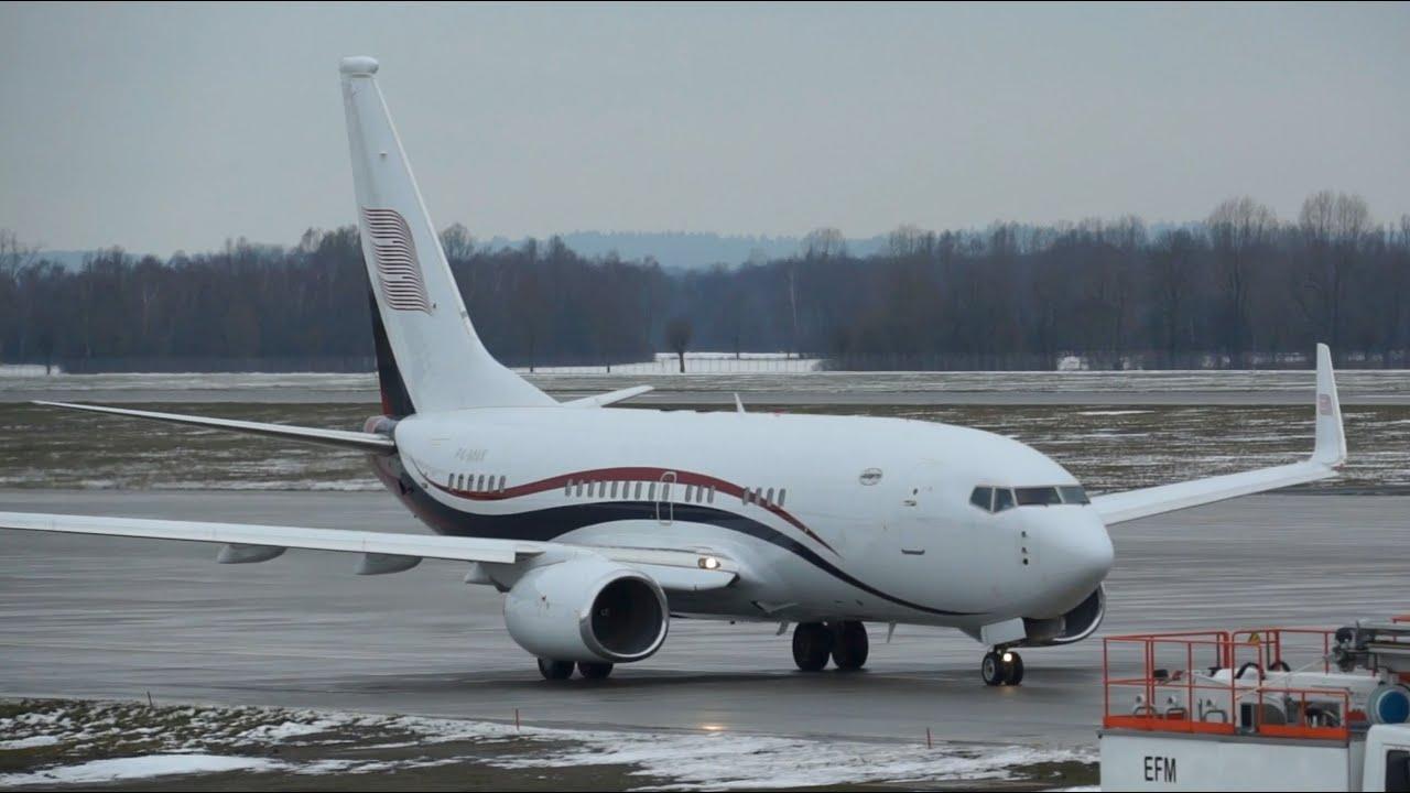 Samrussitera Boeing 737