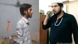 Karachi se Lahore fUnny dialogUe musically dUbsmash by Maan SheiKh |L 4 LaUgh|