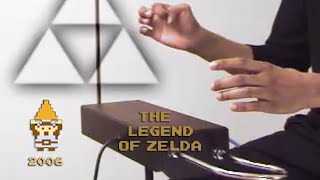 The Legend of Zelda Theme on theremin