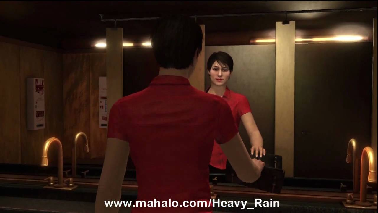 Download Heavy Rain Walkthrough - Chapter 4: Sexy Girl Part 1 HD