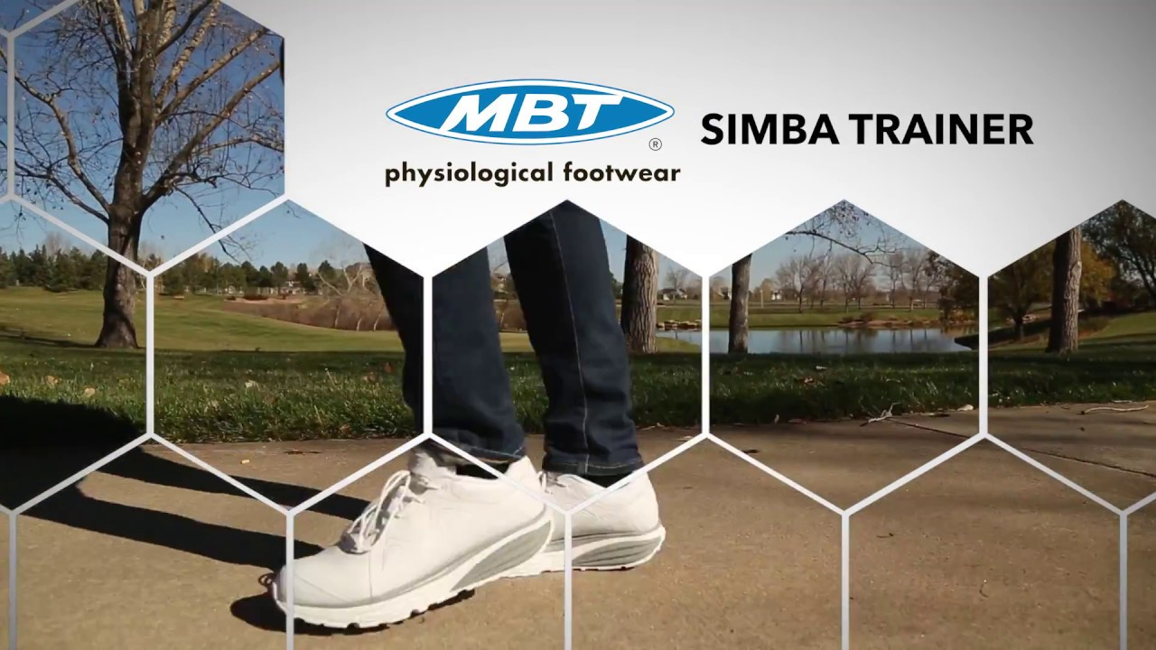 9ef0ad56 Fall Winter 2017 - MBT SIMBA TRAINER Shoe Review. Now with ORTHOLITE™ insole