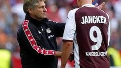Torhymnen, Stadien, Trainer 1. Bundesliga 2003/2004