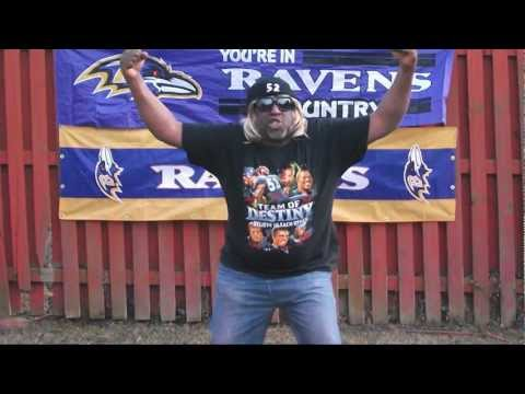 Ravens Superbowl - Tribute to Ray Lewis - Ravens Song - Ravens (Theme Song)