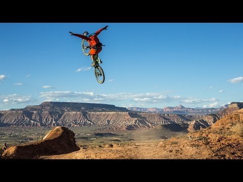 Red Bull Rampage 2016 Bike Video Practice Session Highlights