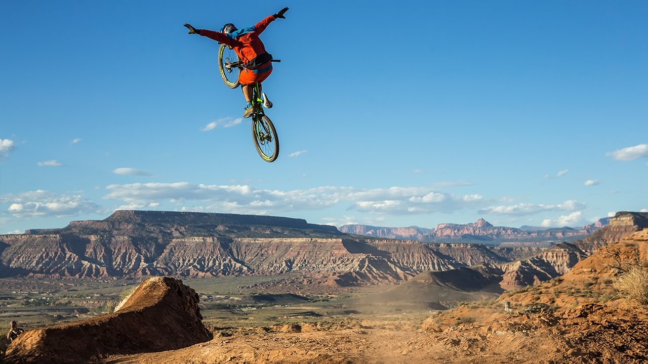 Red Bull Rampage >> Red Bull Rampage 2016 Practice Session Highlights - YouTube