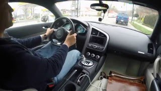 2008 Audi R8 4.2 w/ 15k miles. Sold