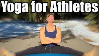 35 Min YOGA IN THE WILD (Sequel) w/ Fat Burning Abs Finisher! #poweryoga