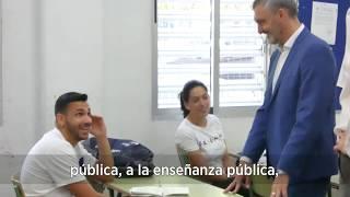 La educación pública no se vende