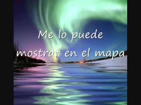 How to say Can You Show Me On The Map in Spanish - YouTube