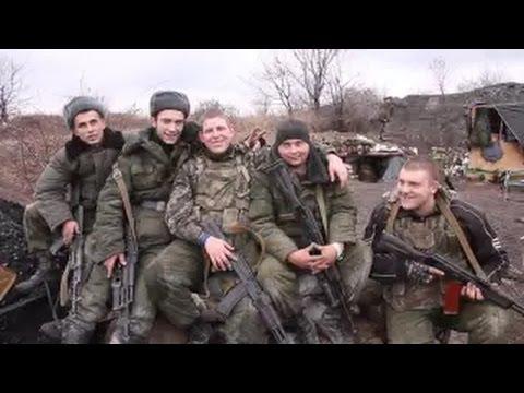 Молодые Ополченцы ДНР...