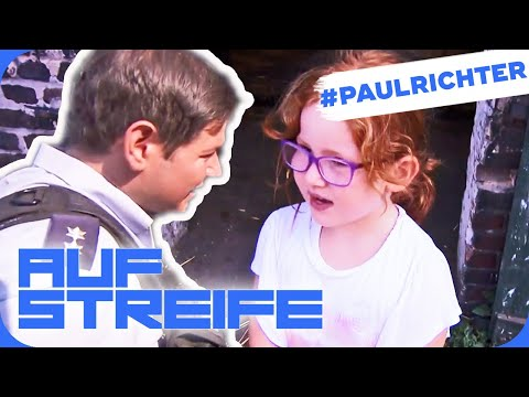 7-jähriges Mädchen ruft die Polizei! | PaulRichterTag | Auf Streife | SAT.1