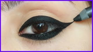 Perfect Winged Eyeliner - The Ultimate Guide | ShrutiArjunAnand thumbnail