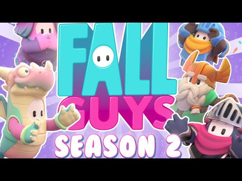 👑 How To WIN In Fall Guys SEASON 2! from YouTube · Duration:  4 hours 13 minutes 46 seconds