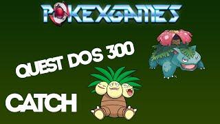 PxG: Quest dos 300 e Catch!