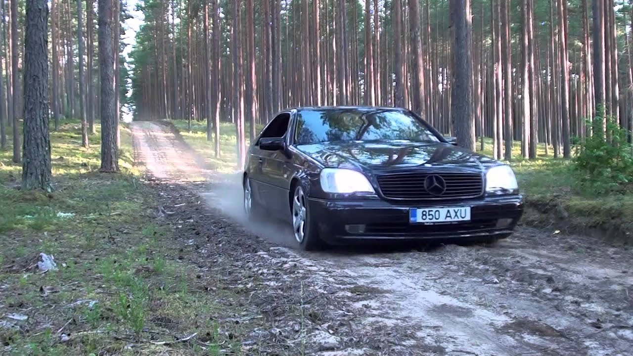 Mercedes Benz Cl420 C140 W140 Cl Coupe Youtube