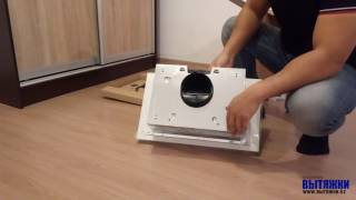 видео Кухонные вытяжки Jet Air