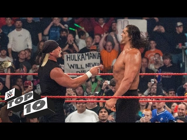 Surprising Superstar rescues: WWE Top 10, July 6, 2019