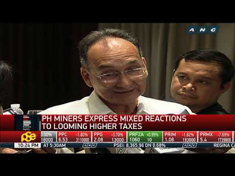 Philippine Mining Industry Unfazed By Tax Hike