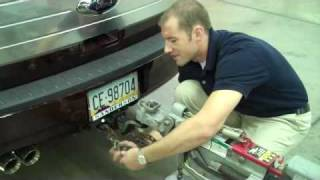 How To Hook Up A U-Haul Trailer - Braked
