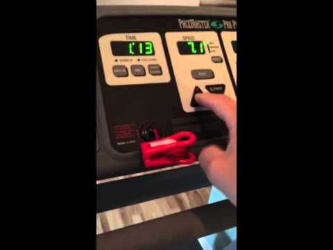 Pacemaster Pro Treadmill