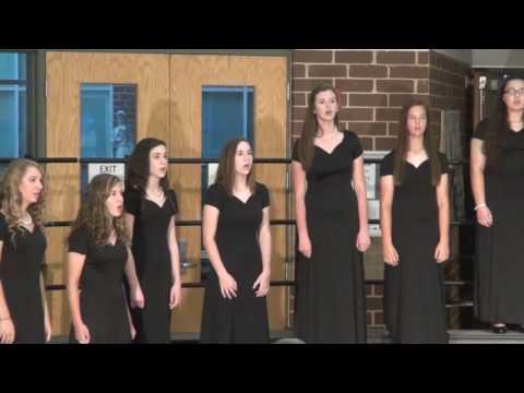2016 Irish Fall Choir Concert