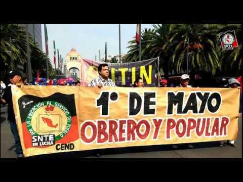 El MMDN en la manifestación del Primero de Mayo