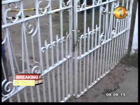 Newsfirst_Shooting in Bambalapitiya