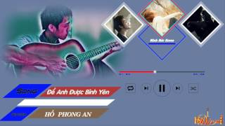 [Share Project Proshow ] Để Anh Được Bình Yên _ Hồ Phong An